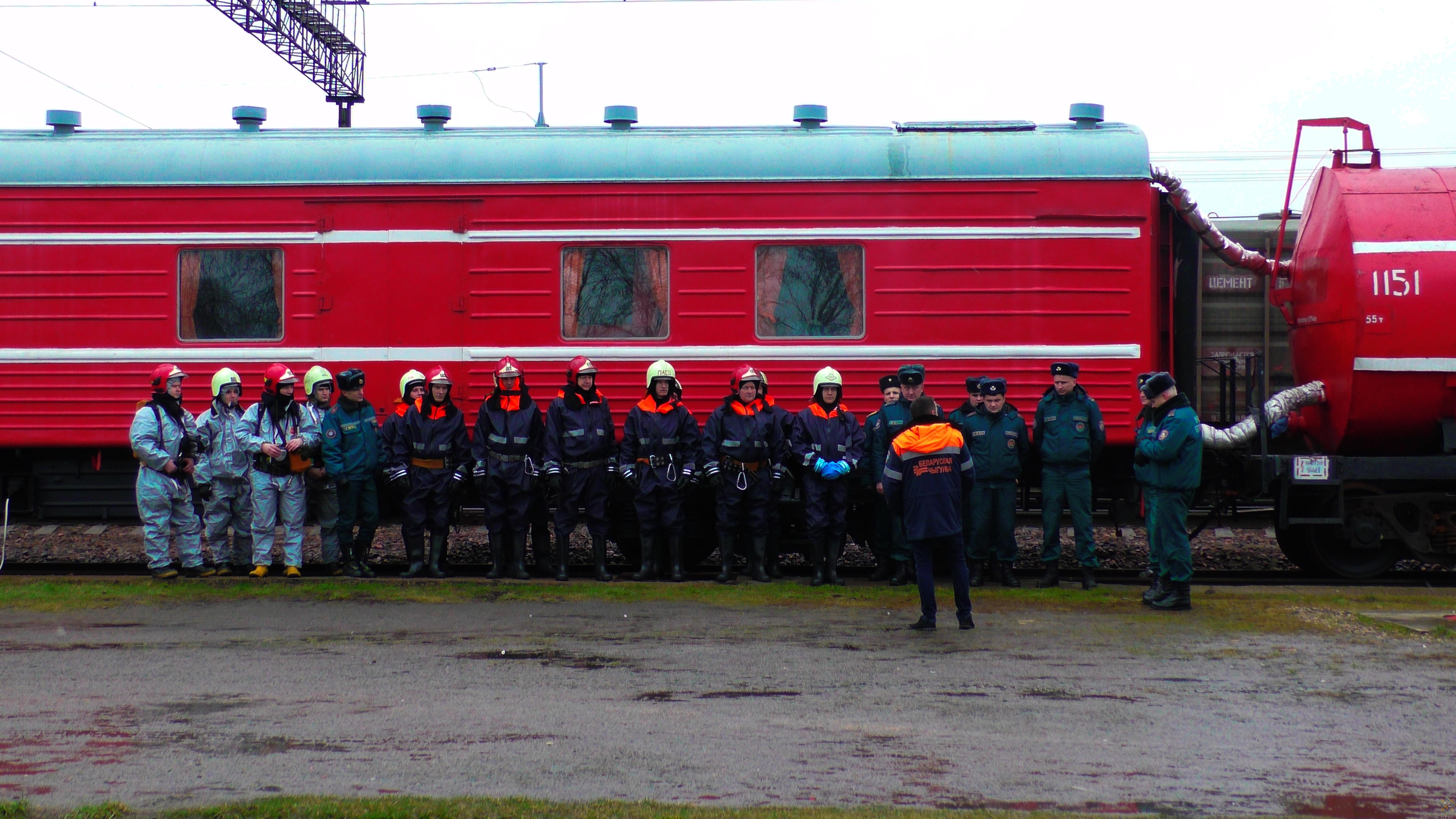 все пожарный поезд г уссурийск фото одной голов
